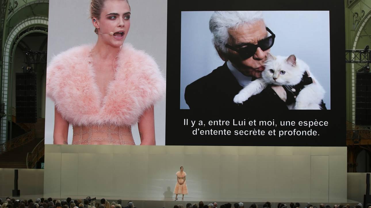 Karl For Ever: Το Παρίσι τίμησε τον Καρλ Λάγκερφελντ με μια μεγαλειώδη τελετή