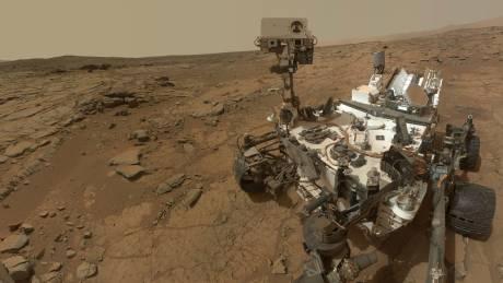 Βαθαίνει το... μυστήριο: Χάθηκε το μεθάνιο στην ατμόσφαιρα του Άρη που είχε βρει το ρόβερ Curiosity