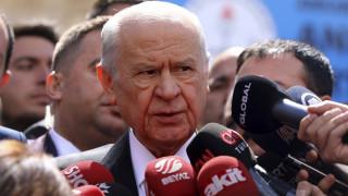 Μπαχτσελί: Ο Τσίπρας να σταματήσει να απειλεί την Τουρκία και να θυμηθεί την ιστορία