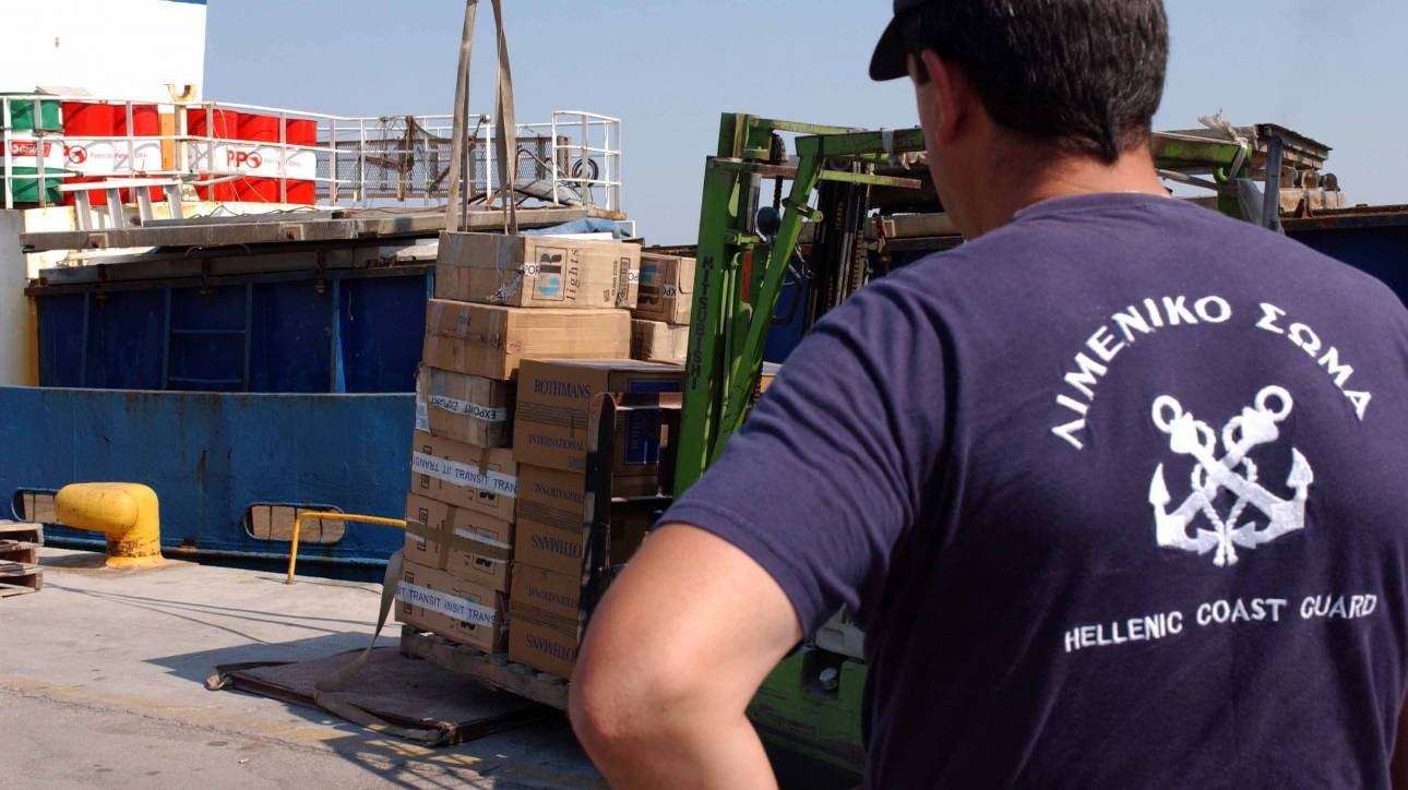 Μεγάλη επιχείρηση στον Πειραιά: Εντόπισαν «χάπια τζιχαντιστών» σε κοντέινερ