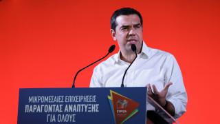 Τσίπρας: Γι΄αυτό αποφεύγει το debate o Μητσοτάκης