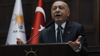 Ερντογάν: Ό,τι βγει από τη θάλασσα, ανήκει σε όλους
