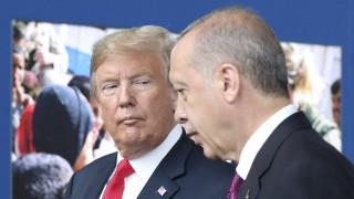 Ερντογάν: Ο Τραμπ ενδέχεται να επισκεφτεί την Τουρκία τον Ιούλιο