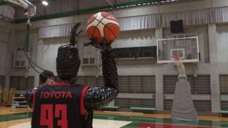 Ρεκόρ Γκίνες στις βολές πέτυχε ρομπότ - μπασκετμπολίστας