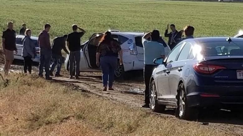 Δεκάδες οδηγοί «θύματα» της Google Maps: Ακολούθησαν παράκαμψη και βρέθηκαν σε ένα «βάλτο» λάσπης