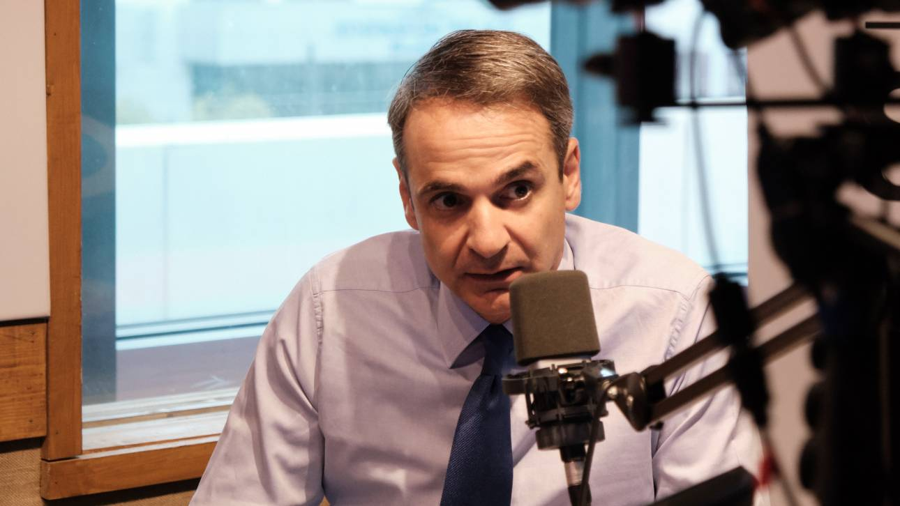 Εκλογές 2019: Κ. Μητσοτάκης στον ρ/σ ΣΚΑΪ - Εύχομαι ο κ.Τσίπρας να έχει μάθει κάτι από τα λάθη του