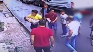 Απίστευτη διάσωση στην Κωνσταντινούπολη: 18χρονος έπιασε κοριτσάκι που έπεσε από τον δεύτερο όροφο