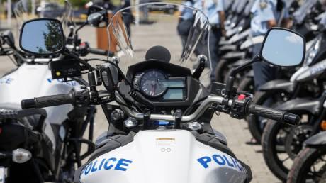 Παρουσιάστηκαν τα νέα οχήματα της Ελληνικής Αστυνομίας