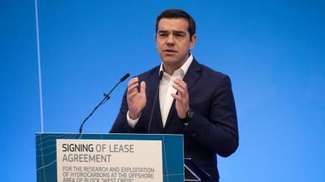 Υπεγράφησαν οι συμβάσεις για έρευνες υδρογονανθράκων στην Κρήτη