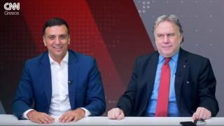 Αντιλογίες:Γ. Κατρούγκαλος και Β. Κικίλιας στο στούντιο του CNN Greece