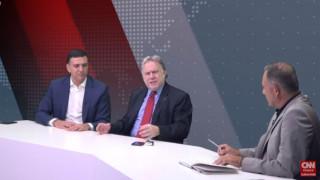 Γ. Κατρούγκαλος στις Αντιλογίες: Οι Έλληνες πρέπει να νιώθουν ασφαλείς