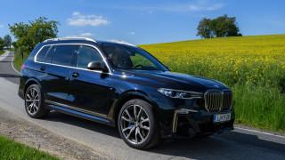 Με τις BMW 7 και X7 απλά δεν θέλεις να τελειώσει το ταξίδι