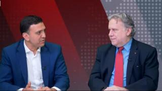 Β.Κικίλιας στις Αντιλογίες: Ιδεολογική συνάφεια συνιστωσών του ΣΥΡΙΖΑ με τον Ρουβίκωνα