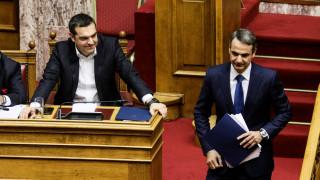 Εκλογές 2019: Μετωπική σύγκρουση ΣΥΡΙΖΑ-ΝΔ για τους ιδιώτες στην κοινωνική ασφάλιση