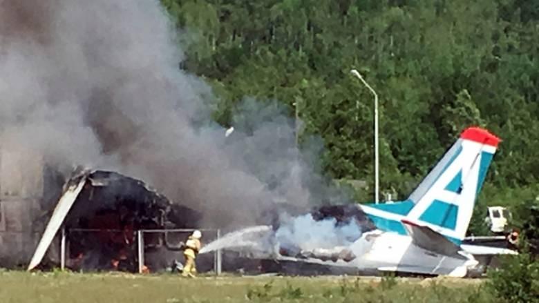 Βίντεο που «παγώνει» το αίμα: Κατέγραψαν το θάνατό τους σε αναγκαστική προσγείωση αεροσκάφους