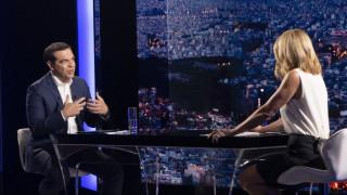 Τσίπρας: Το ασφαλιστικό Πινοσέτ του Μητσοτάκη οδηγεί σε μείωση των συντάξεων