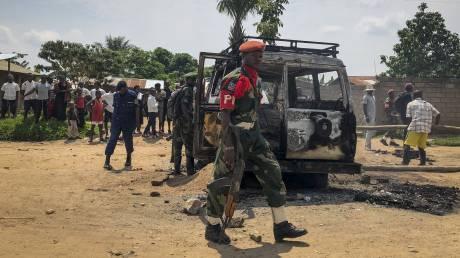 Τραγωδία στο Κονγκό: Δεκάδες εργάτες νεκροί από κατάρρευση ορυχείου