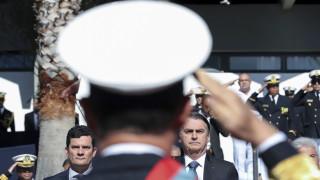 Ισπανία: Στρατιωτικός που συνόδευε τον Μπολσονάρου στην Ιαπωνία μετέφερε μαζί του 39 κιλά κοκαΐνης