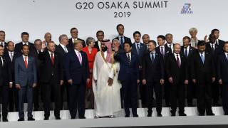 G20: Άνοιξε τις εργασίες της με μηνύματα για το εμπόριο και την ένταση στον Περσικό