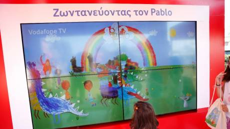 Pablo: Ο πρώτος παιδικός ήρωας με αυτισμό «ζωντάνεψε» στη μαρίνα Φλοίσβου!