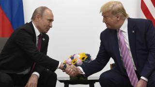 G20: Σε καλό κλίμα η συνάντηση Τραμπ - Πούτιν