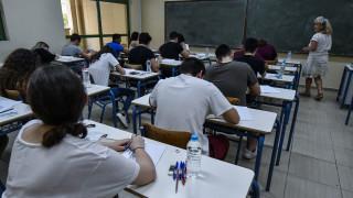 Πανελλήνιες εξετάσεις 2019: Αντίστροφη μέτρηση για την ανακοίνωση των αποτελεσμάτων