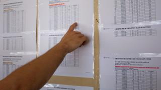 Αποτελέσματα πανελληνίων 2019: Ανακοινώθηκαν οι βαθμοί – Αναλυτικά τα στατιστικά στοιχεία