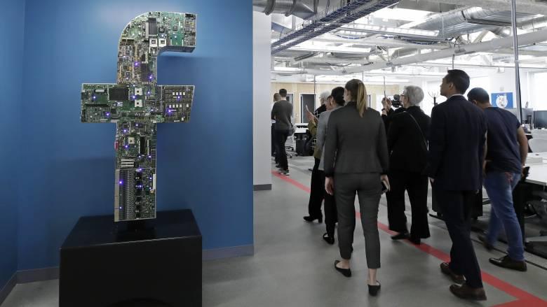 Ιταλία: Πρόστιμο ύψους 1 εκατ. ευρώ στο Facebook στην υπόθεση της Cambridge Analytica
