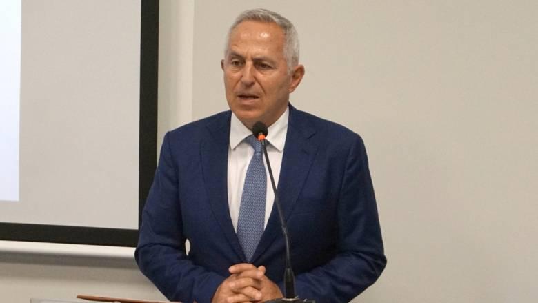 Αποστολάκης: Δεν θα επιτρέψουμε την παραμικρή αμφισβήτηση της ελληνικής υφαλοκρηπίδας