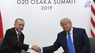 Ερντογάν πριν από τη συνάντηση με Τραμπ: Καμία υποχώρηση για τους S-400