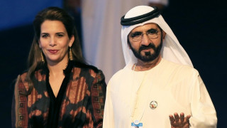 Θρίλερ στο Ντουμπάι: Το «έσκασε» η σύζυγος του Σεΐχη - Τι φοβόταν;