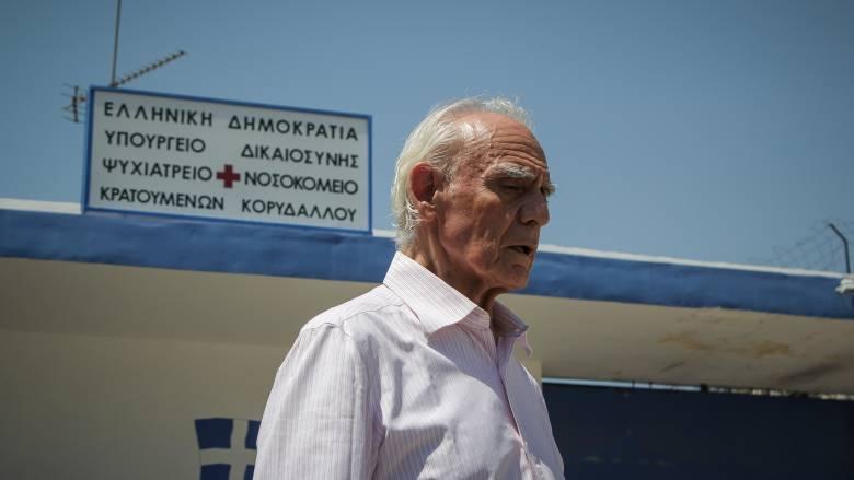 Εκτάκτως στο νοσοκομείο ο Άκης Τσοχατζόπουλος