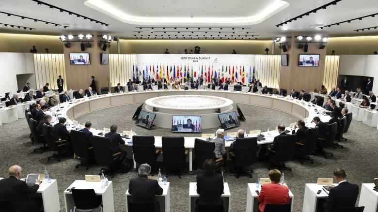 G20: Όλοι μαζί για την κλιματική αλλαγή και οι ΗΠΑ... μόνοι τους