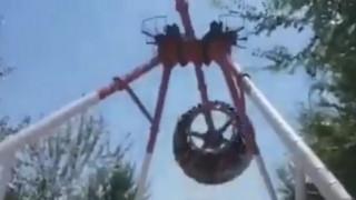 Σοκαριστικό βίντεο από δυστύχημα σε  λούνα παρκ: Νεκρή μία 19χρονη