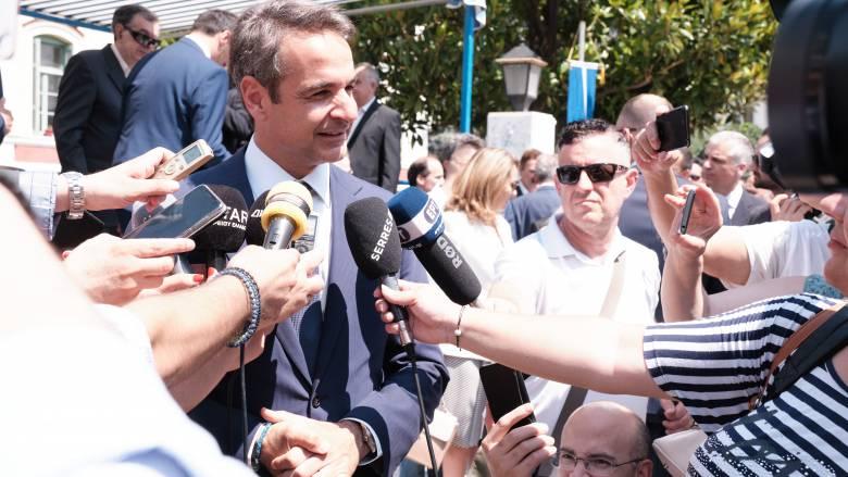Μητσοτάκης: Την επομένη των εκλογών η Ελλάδα να είναι πραγματικά ενωμένη
