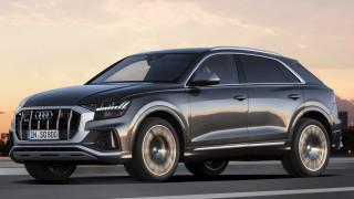 Το SQ8, το κορυφαίο SUV κουπέ της Audi, είναι diesel με 435 ίππους
