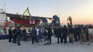 Sea Watch 3: Διαμάχη Ρώμης με Βερολίνο – Σε κατ' οίκον περιορισμό η Καρόλα Ρακέτε