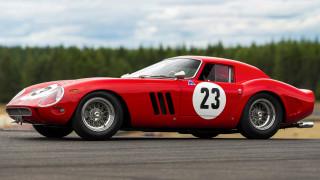 H Ferrari 250 GTO, το πιο ακριβό αυτοκίνητο του κόσμου, ανακηρύχθηκε (και) επίσημα έργο τέχνης
