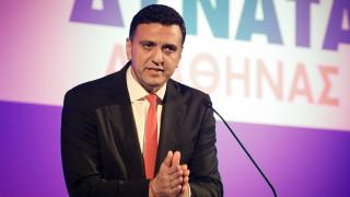 Βασίλης Κικίλιας: Η ΝΔ βάζει το εθνικό συμφέρον πάνω από το κομματικό