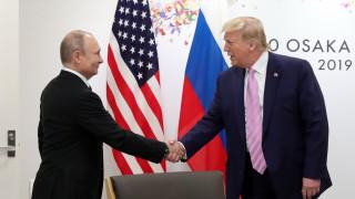 Κρεμλίνο: Ο Τραμπ πρότεινε στον Πούτιν την επιτάχυνση του διαλόγου ΗΠΑ-Ρωσίας