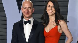 Τζεφ και Μακένζι Μπέζος: «Πέφτουν» οι υπογραφές για το ακριβότερο διαζύγιο της ιστορίας
