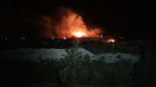 Ισχυρή έκρηξη στην Κύπρο μετά από συντριβή αγνώστου αντικειμένου