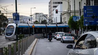 Διακοπή δρομολογίων του τραμ