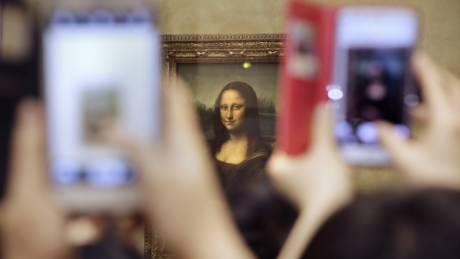 Μουσείο Λούβρου: Ολόκληρη επιχείρηση για να μετακινηθεί η Μόνα Λίζα «100 βήματα πιο πέρα»