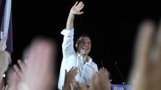 Τσίπρας: Ο ελληνικός λαός θα τιμωρήσει τον αλαζόνα Μητσοτάκη που ζητά «λευκή» επιταγή