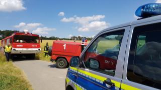 Γερμανία: Μία νεκρή και τουλάχιστον ένας τραυματίας από τη συντριβή στρατιωτικού ελικοπτέρου