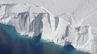 Μυστήριο με τη συρρίκνωση των πάγων στην Ανταρκτική