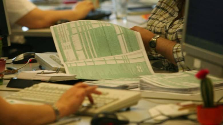 Στα 758 ευρώ ο μέσος φόρος των χρεωστικών εκκαθαριστικών