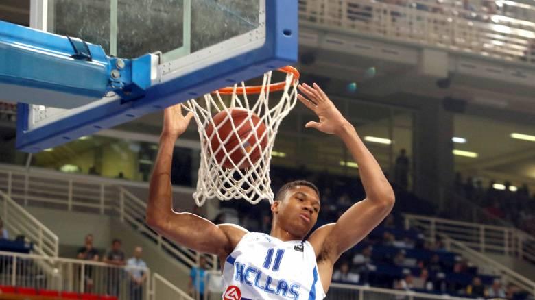 H προεπιλογή της Εθνικής για το Μουντομπάσκετ – Στην προετοιμασία τρεις Αντετοκούνμπο