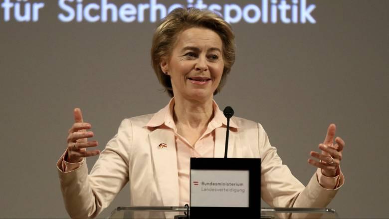 Νέο σενάριο για ΕΕ: Ούρσουλα φον ντερ Λάιεν για πρόεδρος, Λαγκάρντ για επικεφαλής της ΕΚΤ